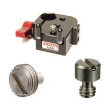 Zacuto ZicroMount III w/ Camera Mounting Pin and 1/4-20 Screw