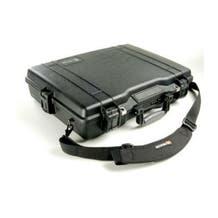 Pelican 1495 Laptop Computer Case with Foam - Black