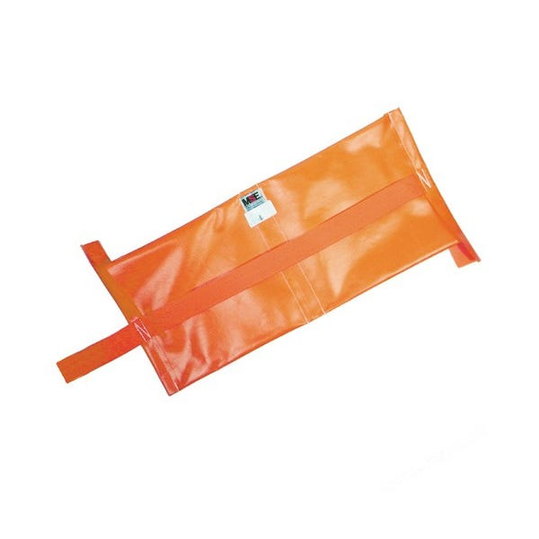 Matthews Studio Equipment 15 lbs Empty Water Repellant Sandbag - Orange