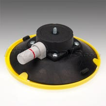 """6"""" Suction & Vacuum Cup with 1/4-20 Spud"""