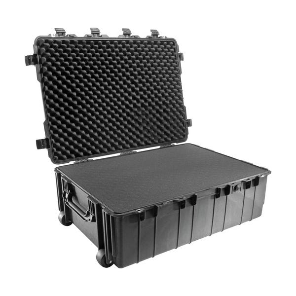 Pelican 1730 Transport Case with Foam - Black