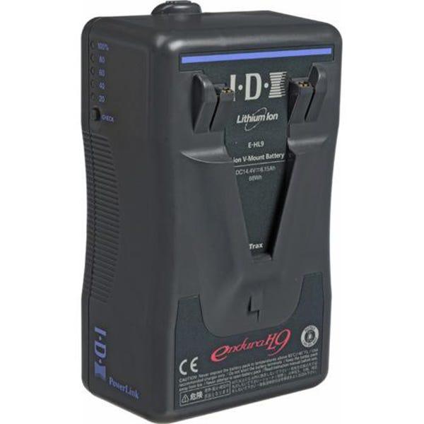 IDX Li-ion V-Mount High Load Battery with PowerLink & Digi-View E-HL9