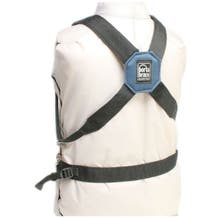 PortaBrace AH-2S Padded Audio Harness with Belt for Audio Equipment Cases