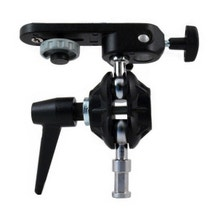 Manfrotto Double Ball Joint Head with Camera Platform