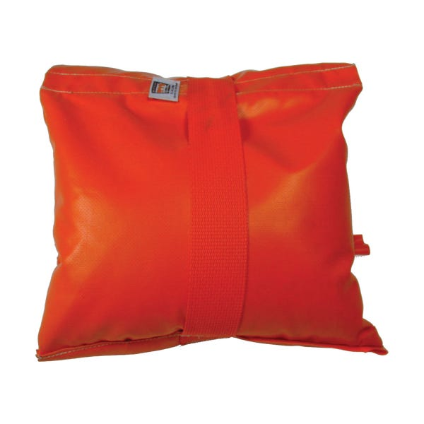 Matthews Studio Equipment 15 lbs Water Repellant Sandbag - Orange