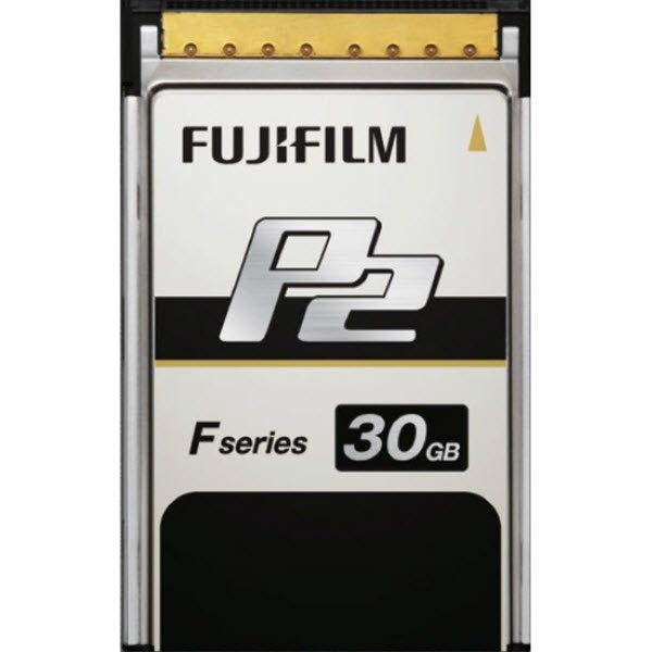 F-Series P2 Memory Card - Read/Write up to 1.2GB/s (Various)