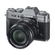 FUJIFILM X-T30 Mirrorless Digital Camera with 18-55mm Lens - Charcoal Silver