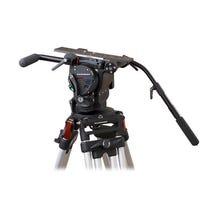OConnor ULTIMATE 2575D Professional Fluid Head Package 150mm Base - Black