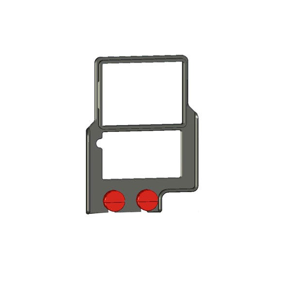 Zacuto Z-Finder Mounting Frame for Tall DSLR bodies Z-MFT