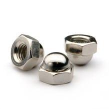 3/8-16 Acorn Nut (Nickel Plated)