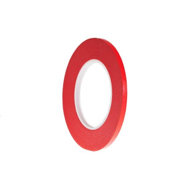 """Shurtape 1/4"""" Artist's Paper Tape - Red"""