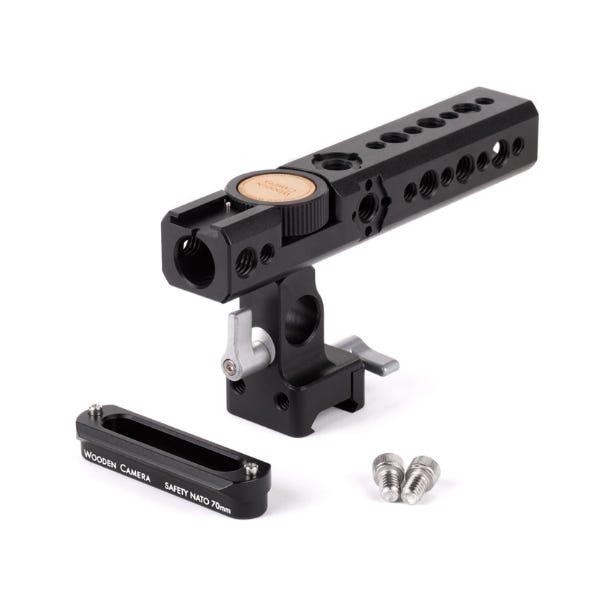 Wooden Camera NATO Handle Kit (Plus, 70mm)