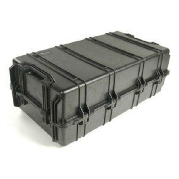 Pelican 1780T Transport Case with Foam - Black
