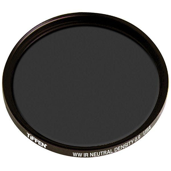 "Tiffen 4.5"" Infrared Neutral Density (ND) Filters 0.3-2.1"