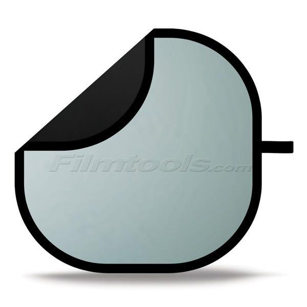 "Westcott Illuminator 30"" Silver/Black Collapsible Reflector"