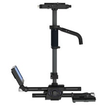 Steadicam Zephyr with HD Monitor Standard Vest and AB Mount Option ZEBAHDBVZZ