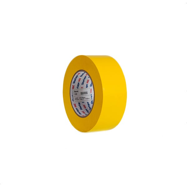 "Shurtape 2"" Artist's Paper Tape - Yellow"