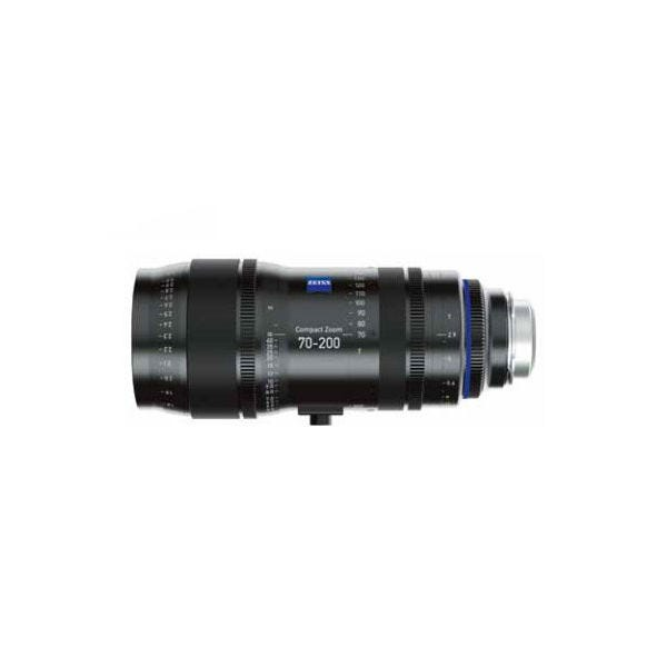 Zeiss 70-200mm T2.9 Compact Zoom CZ.2 Lens for PL Mount