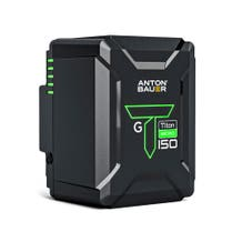 Anton Bauer Titon Micro 150 Battery - Gold Mount