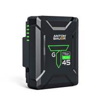 Anton Bauer Titon Micro 45 Battery - Gold Mount