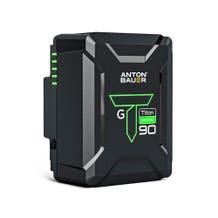 Anton Bauer Titon Micro 90 Battery - Gold Mount