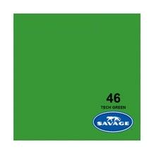 "Savage 46 107"" x 12 Yd Seamless Roll - Tech Green"