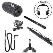 Filmtools ME66 Quick Boom Mic Kit