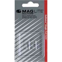 Replacement Bulbs for Maglite® Solitaire® 1-Cell AAA Flashlight (2 per card)