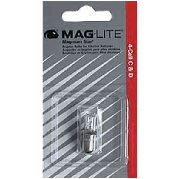 Krypton 21-LMSA401 Replacement Bulb for  Maglight® Flashlights that use four C or D cells. (6 volts)