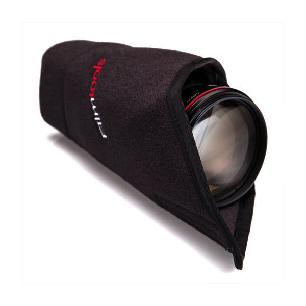 """Filmtools 12"""" Lens Wrap - Red"""
