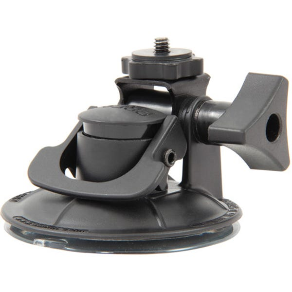 Delkin Fat Gecko Stealth Suction Cup Mount
