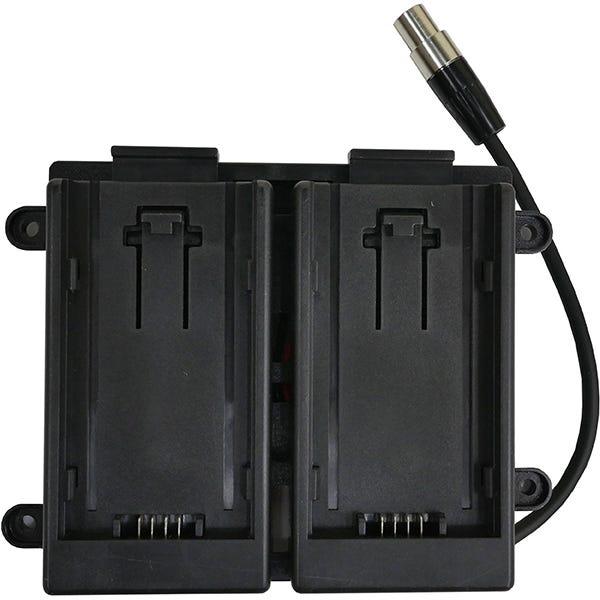 TV Logic Dual Battery Bracket AF-100