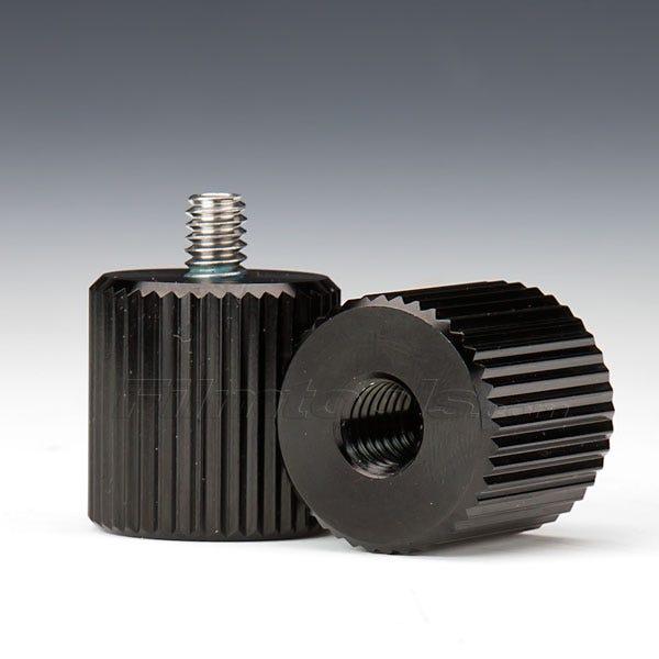 Filmtools Barrel Adapter - 1/4-20 Male to 3/8-16 Female