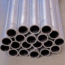 """1-1/4"""" Speed Rail T6 Aluminum 8'"""