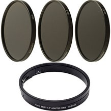 Schneider Optics 114mm Compact Neutral Density (ND) 0.6-1.2 Kit