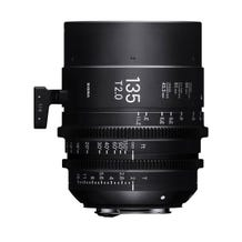 Sigma 135mm T2.0 FF High-Speed Prime - PL Mount
