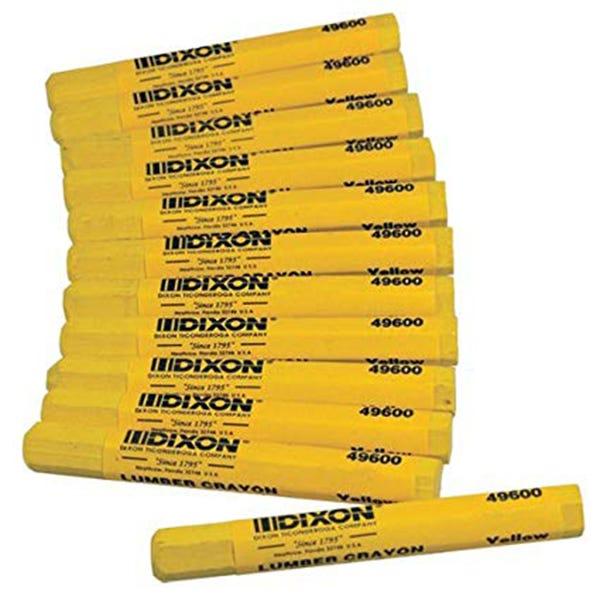 Lumber Crayons by Dixon Ticonderoga - Various Colors