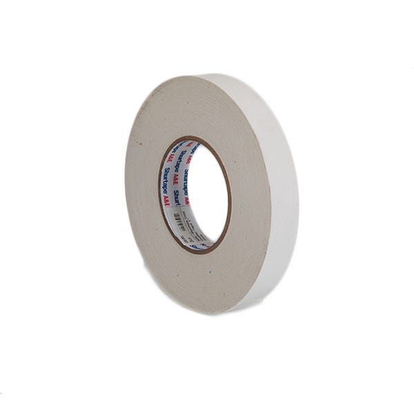 "Shurtape 1"" Gaffer Tape Cold Weather (Camera Tape) - White"