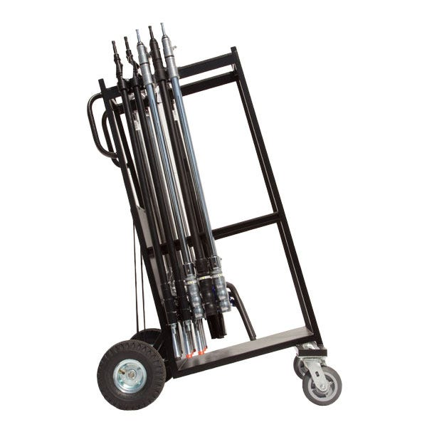 Backstage C-Stand and Sandbag Studio / Stage Cart