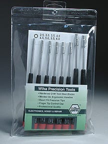 Wiha Metric Nut Driver Set