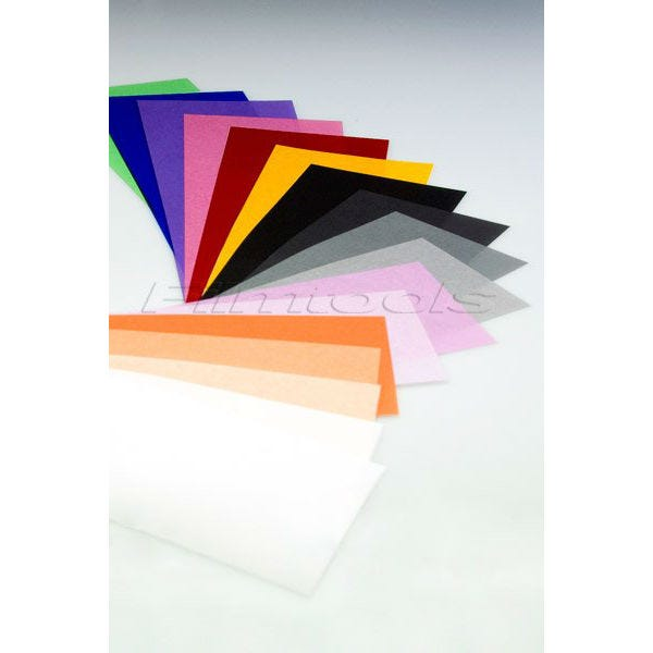 "Rosco Litepad 3""x6"" Color Filter Pack"