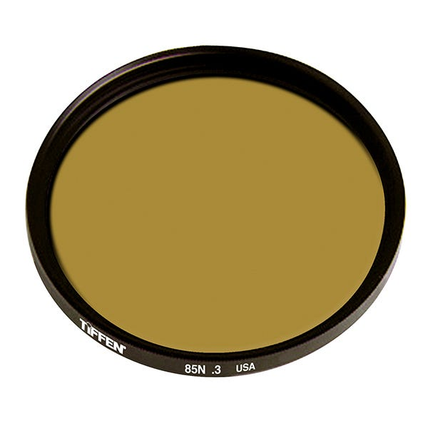 """Tiffen 4.5"""" Round 85 Neutral Density (ND) Filters 0.3-1.2"""