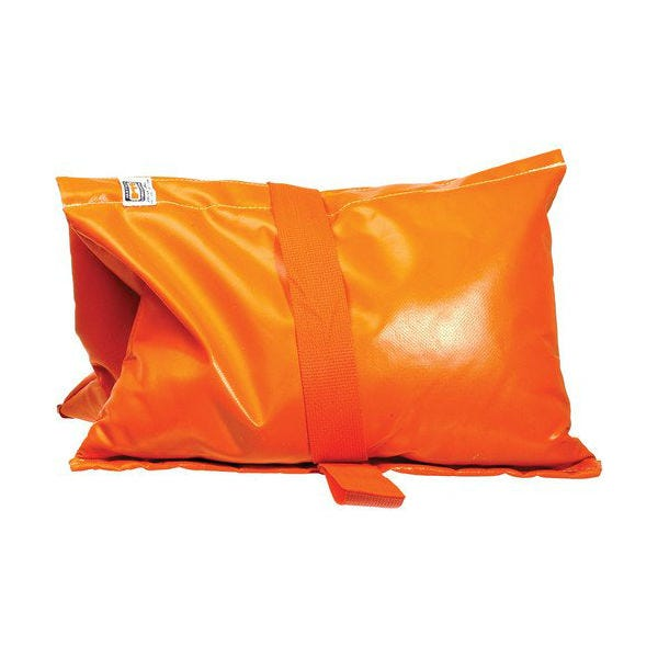 Matthews Studio Equipment 35 lbs Water Repellant Sandbag - Orange