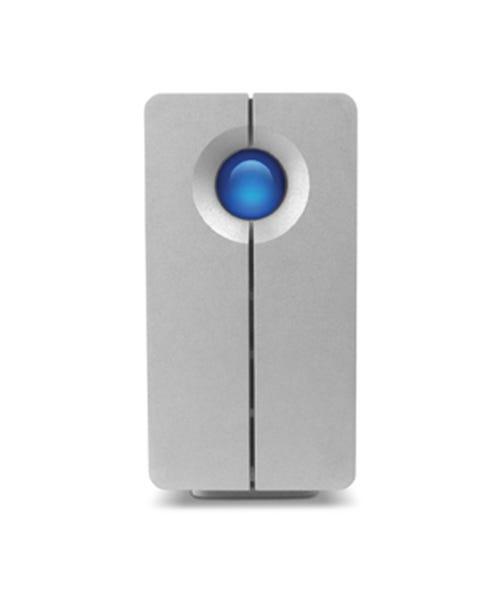 LaCie 8TB 2big Quadra USB 3.0 2-Bay RAID Array Drive