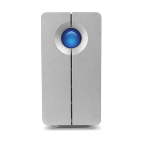 LaCie 6TB 2big Quadra USB 3.0 2-Bay RAID Array Drive