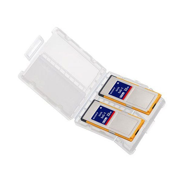 Sony 32GB SxS-1 G1C Memory Card - 2 Pack