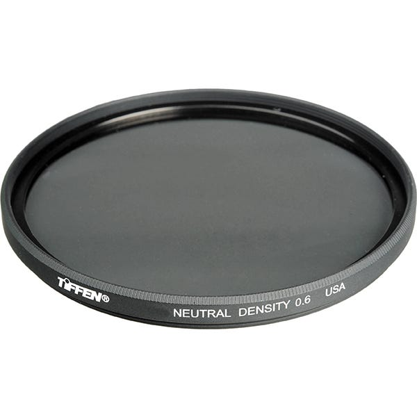 Tiffen 49mm Neutral Density (ND) 0.6 Filter