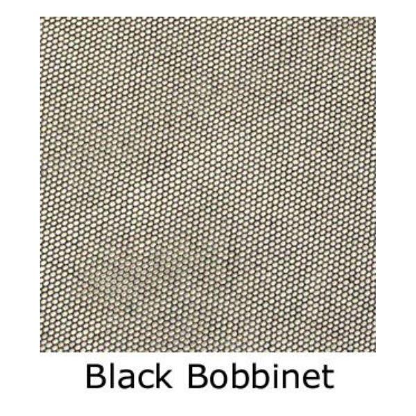 Matthews Studio Equipment Butterfly/Overhead Fabric - Black Double Scrim (Various)
