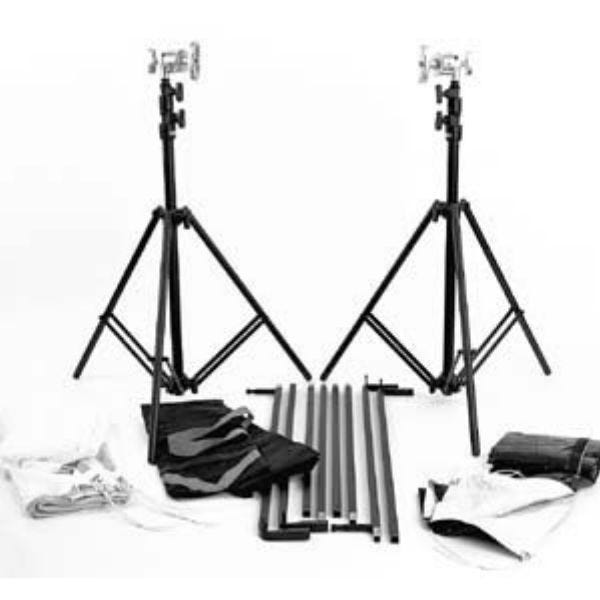 Matthews Studio Equipment 6 x 6' Light Duty Butterfly Kit