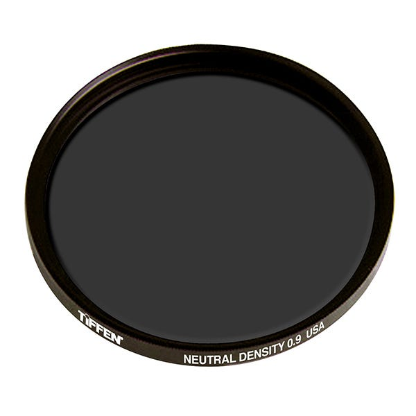 Tiffen 37mm Neutral Density (ND) 0.9 Filter